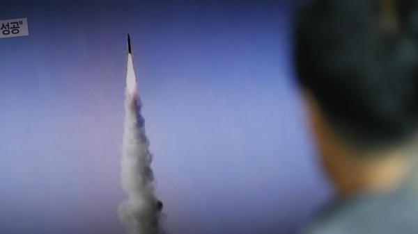 """Coreia do Norte disparou """"múltiplos"""" mísseis, informou nesta quinta-feira (horário local) a agência estatal da Coreia do Sul, Yonhap News, citando militares do país"""