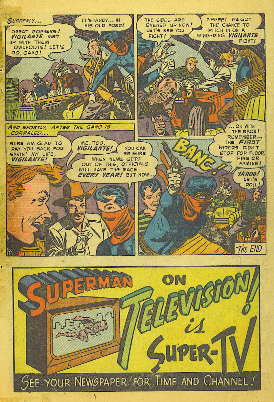 Read online Action Comics (1938) comic -  Issue #186 - 34