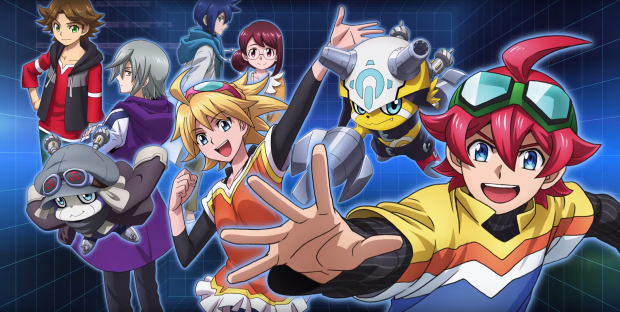 Digimon Universe: Appli Monsters (52/52) (170MB) (HDL) (Latino) (Mega)