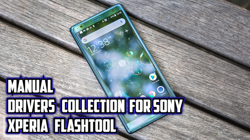 Sony Xperia Flashtool Manual Driver Collection Downloads