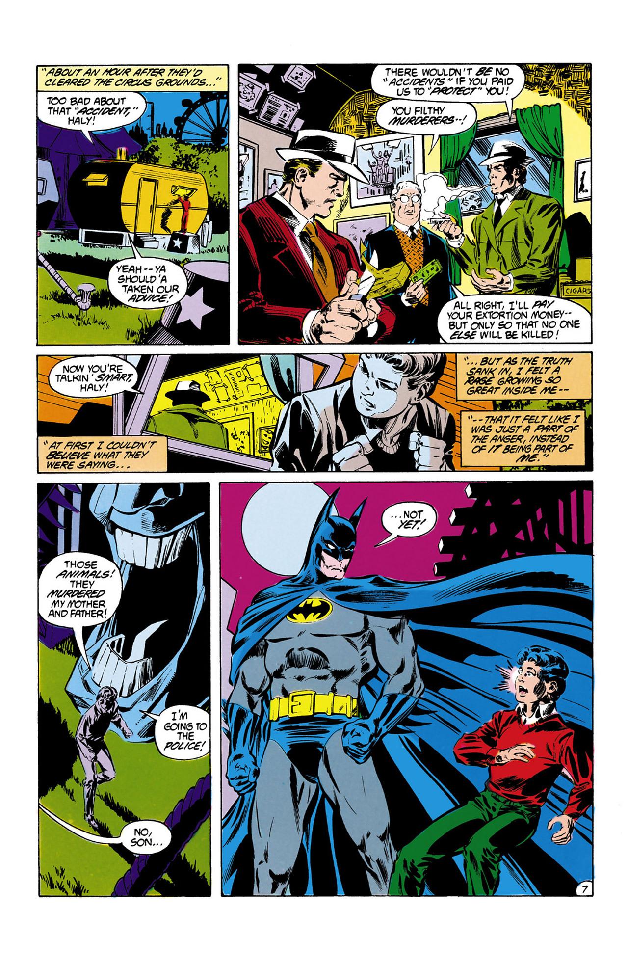 Read online Secret Origins (1986) comic -  Issue #13 - 8