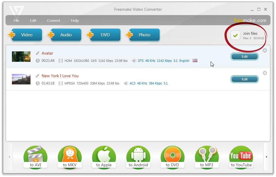 Freemake Video Converter Software Free Download