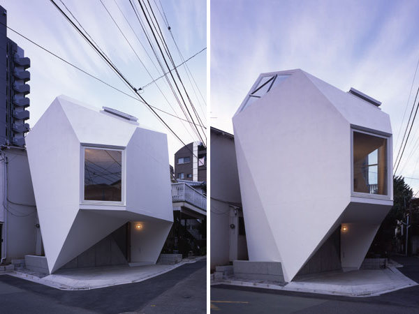 Japanese Ultra Modern Home Design