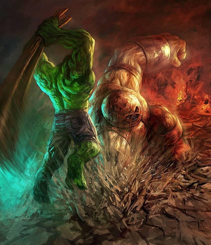 siapa juggernaut adalah, kekuatan juggernaut marvel comics, juggernaut vs hulk