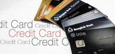 """""""แนะนำบัตรเครดิต"""""""
