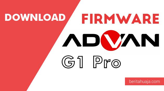 Download Firmware Advan G1 Pro