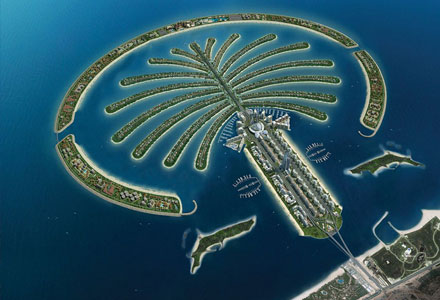 There Is A Lot Of Beautiful And Luxurious Shopping Malls Tourists Spots Worlds Famous Resort Hotels In The Palm Island