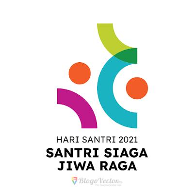 Hari Santri 2021 - Kemenag Logo Vector