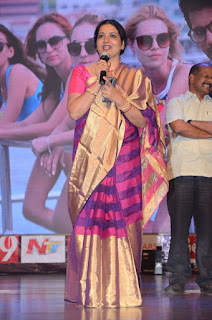 Actress Jeevitha at Chuttalabbayi Movie audio Launch