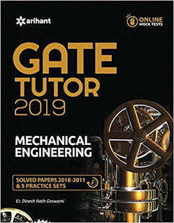 Download Free Arihant Mechanical Engineering GATE 2019 book PDF