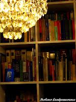 Einbauregal Bibliothek