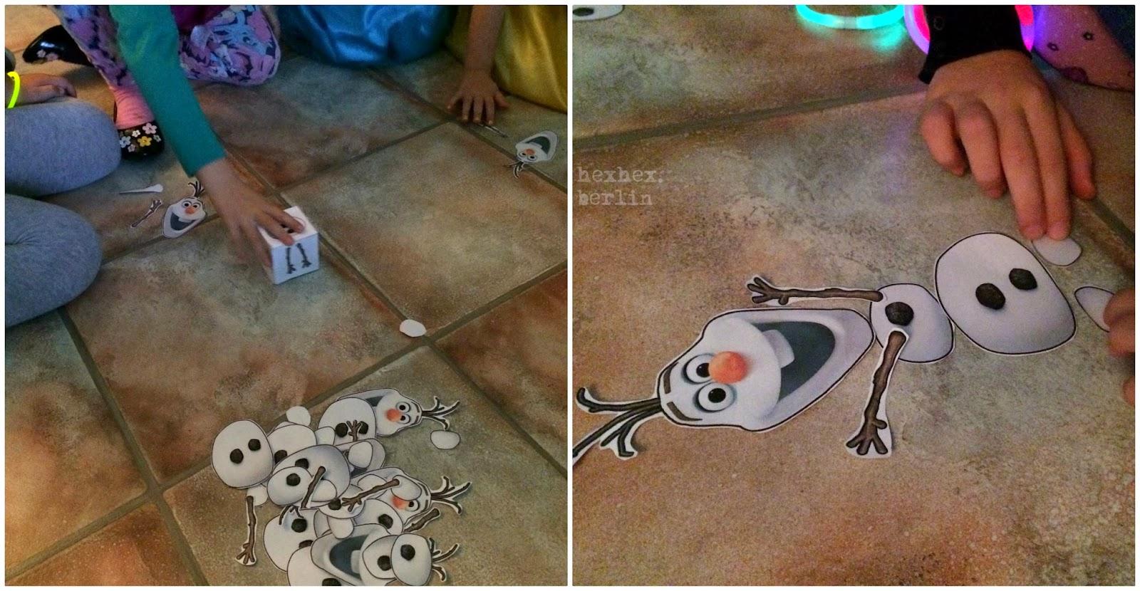 körperteile spiel kindergarten
