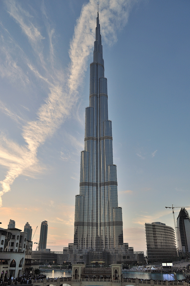 Burj-Khalifa, Dubai (Tallest Building In The World) [16 Pic] ~ Awesome Pictures