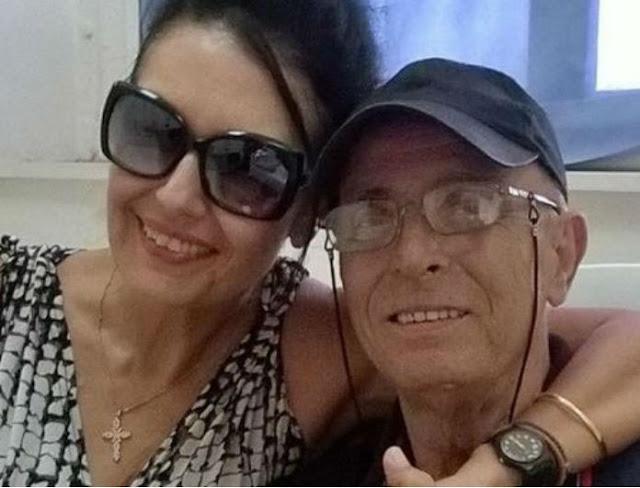 Συγκλονίζει η μεγάλη μάχη του Γιώργου Βασιλείου! Καταβεβλημένος από τον καρκίνο ο Έλληνας ηθοποιός! Νέες φωτογραφίες που σοκάρουν