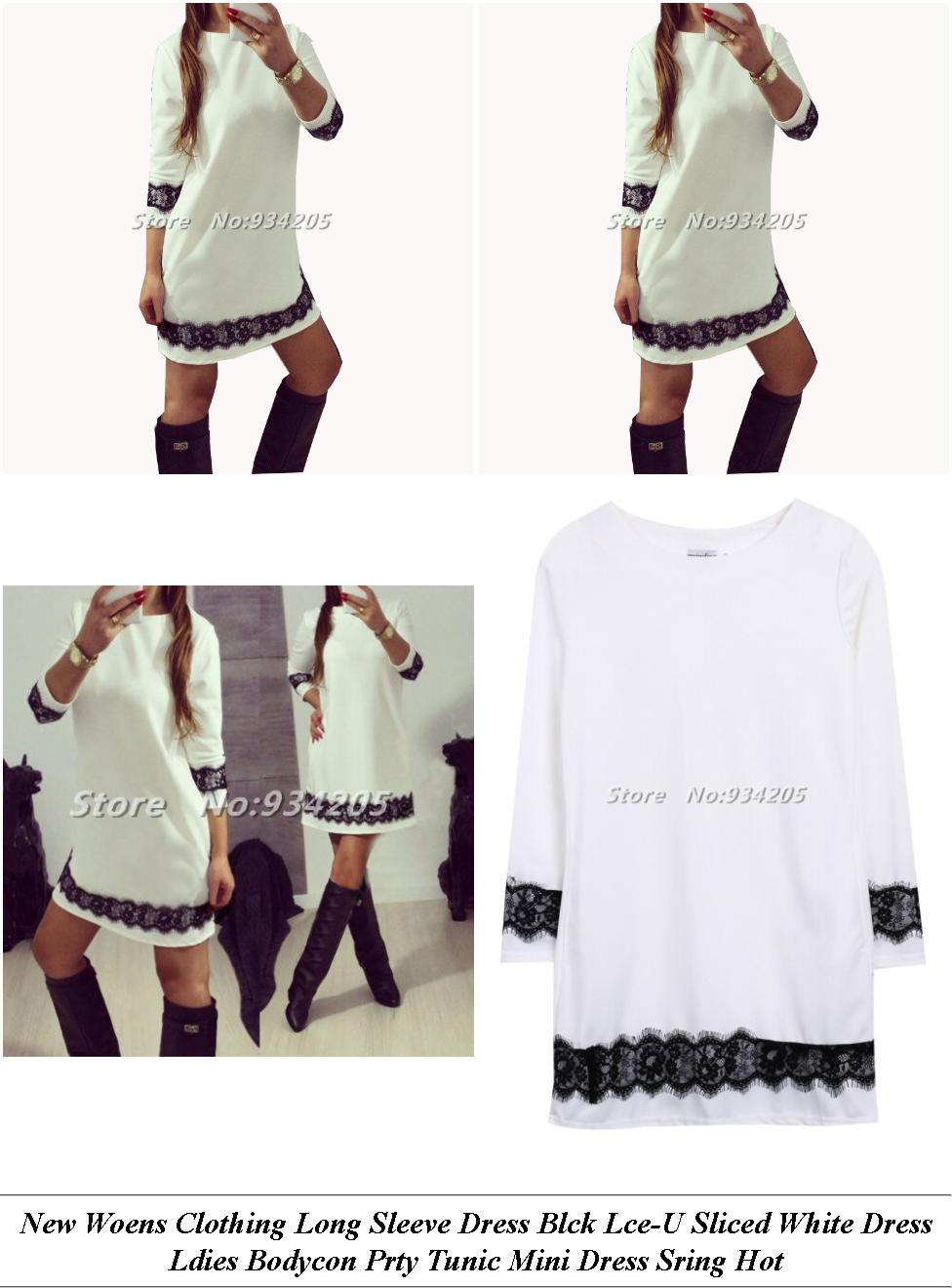 Womens Short Dresses With Sleeves - Where To Uy Fake Designer Clothes Uk - Cheap Ladies Dresses Eay