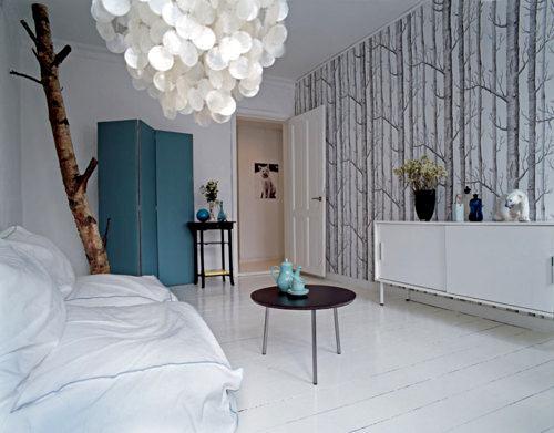 Papel Decorativo Adhesivos Para Paredes Guia Y Tutoriales Para - Papel-para-paredes-decorativo