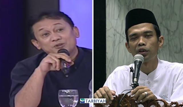 "Denny Siregar Serang Ustadz Abdul Somad ""Menyamar"""