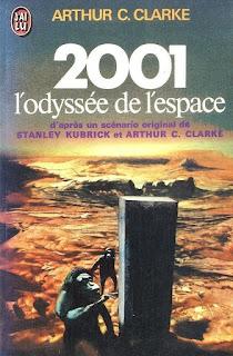 2001 L'odysée de l'espace - Arthur C. Clarke