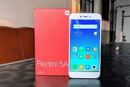 Full Spesifikasi Xiaomi Redmi 5a Serta Kelebihan dan Kekurangannya