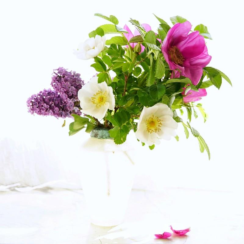kukkakimppu, perjantaipuketti, perjantaipuska