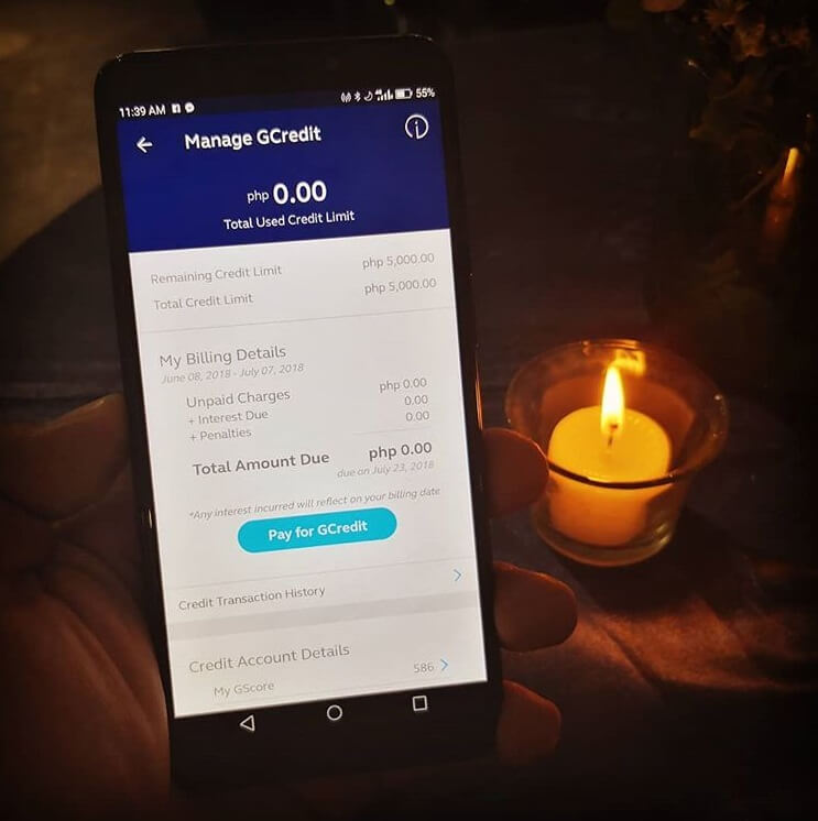 GCash Introduces GCredit, Lets Users Borrow Up To Php30K Based On Their GScore