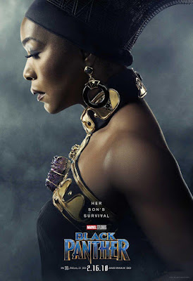 BLACK PANTHER - Angela Bassett