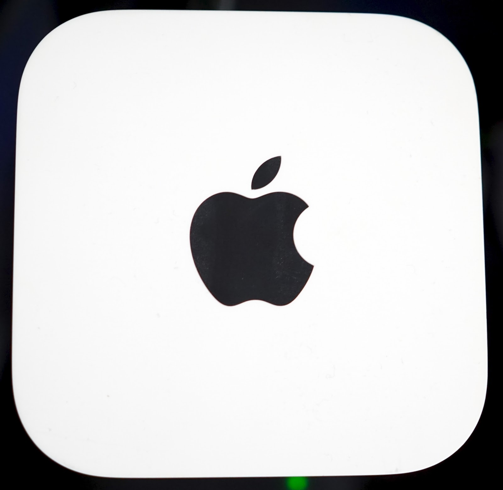 Connecting a Hard Drive to my Apple Airport Extreme via USB