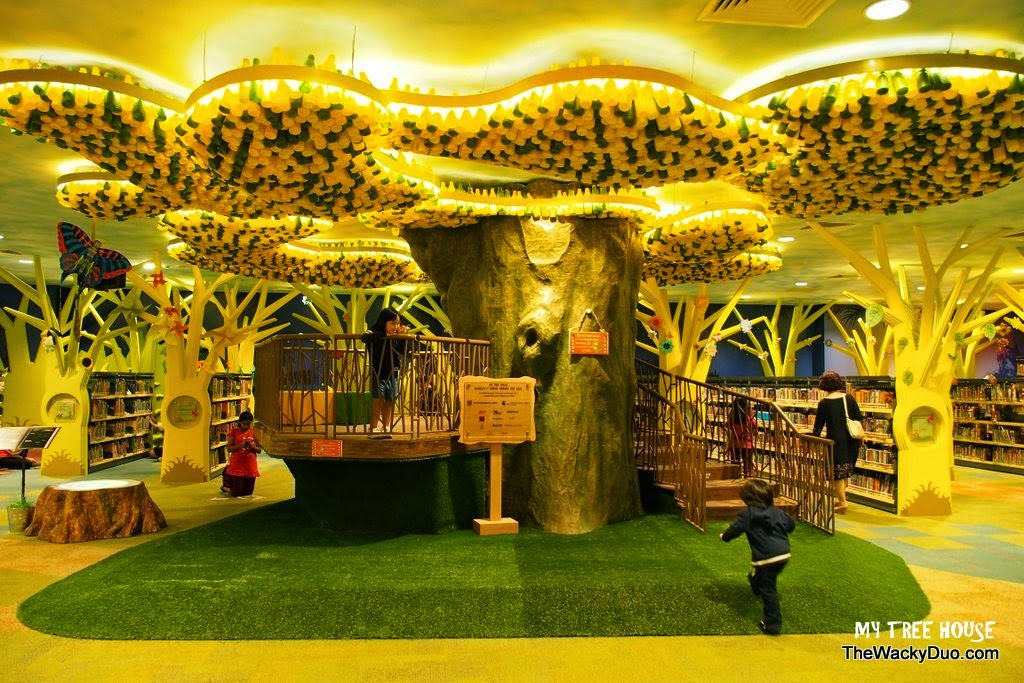 bibliotecas infantiles- Singapur