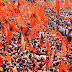 मराठा समाजाकडून 'महाराष्ट्र क्रांती सेना' पक्षाची स्थापना.