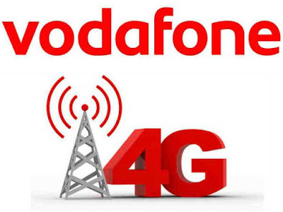 Vodafone 4g data plans