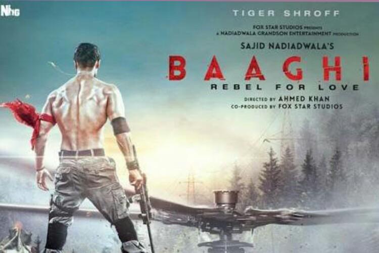 Baaghi 2 Official Trailer Bollywood Action Trailer 2018 Globe Query