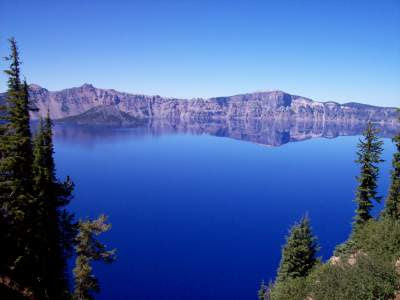spiritual places, spiritual awakening, crater lake, Oregon, nature