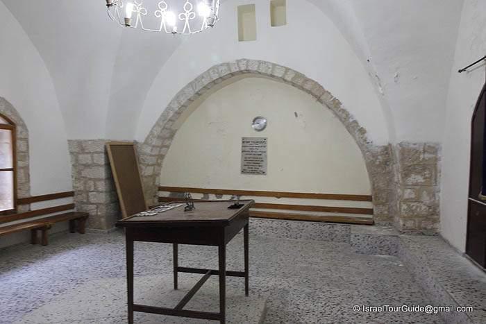 foto 39 s van isra l oude synagoge in shefa amr. Black Bedroom Furniture Sets. Home Design Ideas
