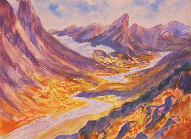 Mount Thor Nunavut