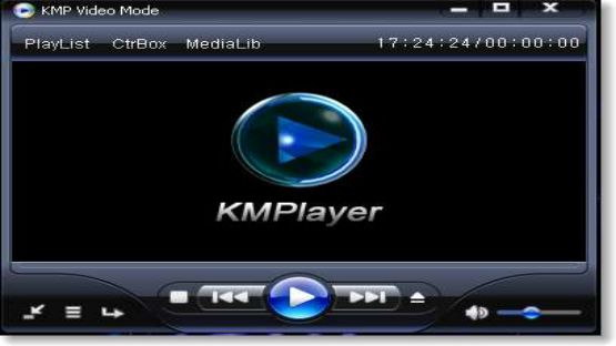 KMplayer screenshot 3