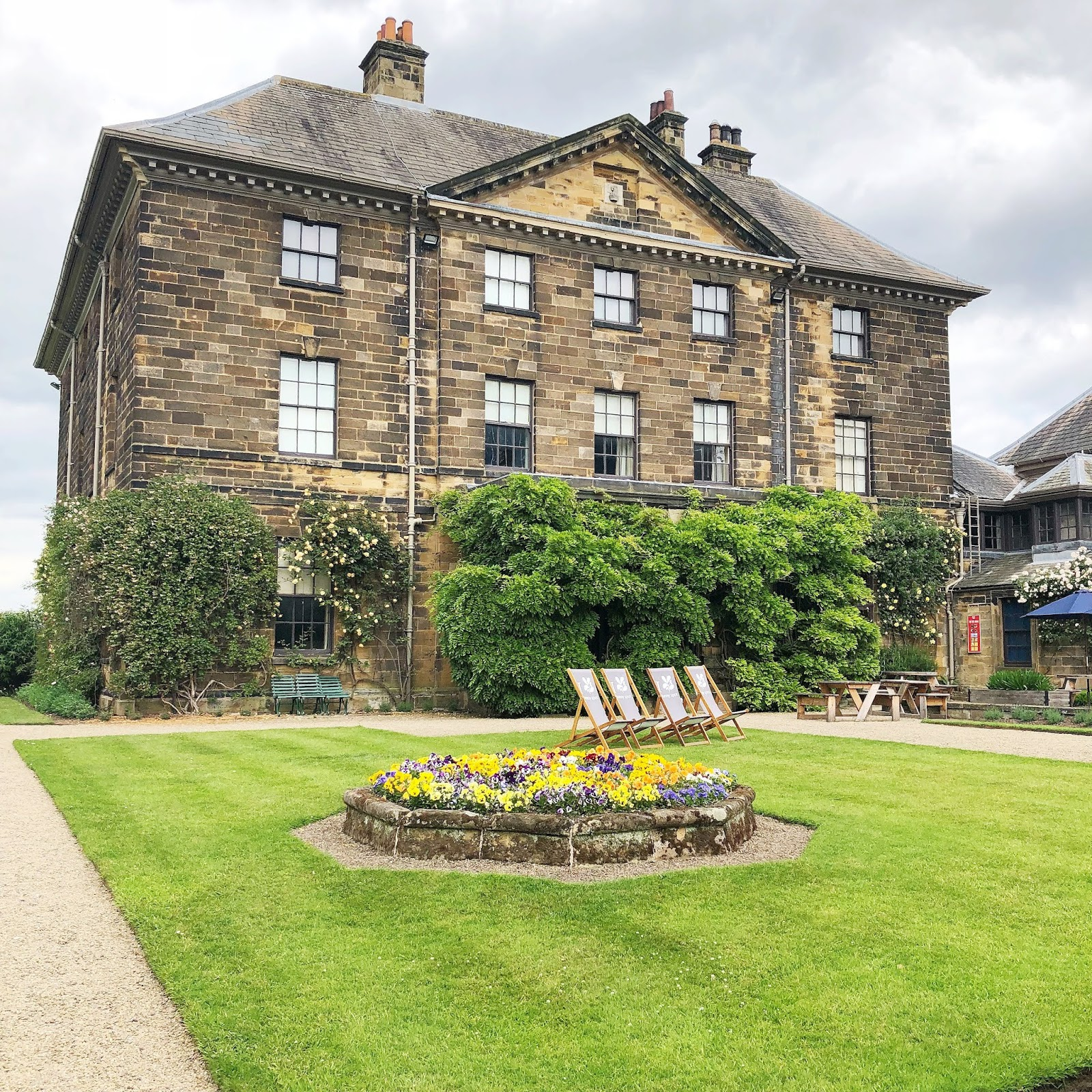 My June Days - Ormesby Hall