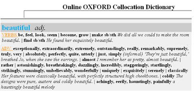 OXFORD COLLOCATIONS EBOOK