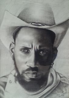 Mary Ogochukwu Nwele drawing of Phyno Fino
