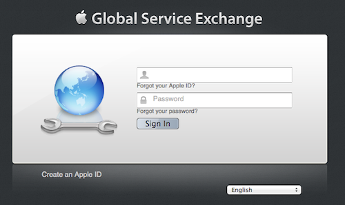 Scam : Apple Phishing