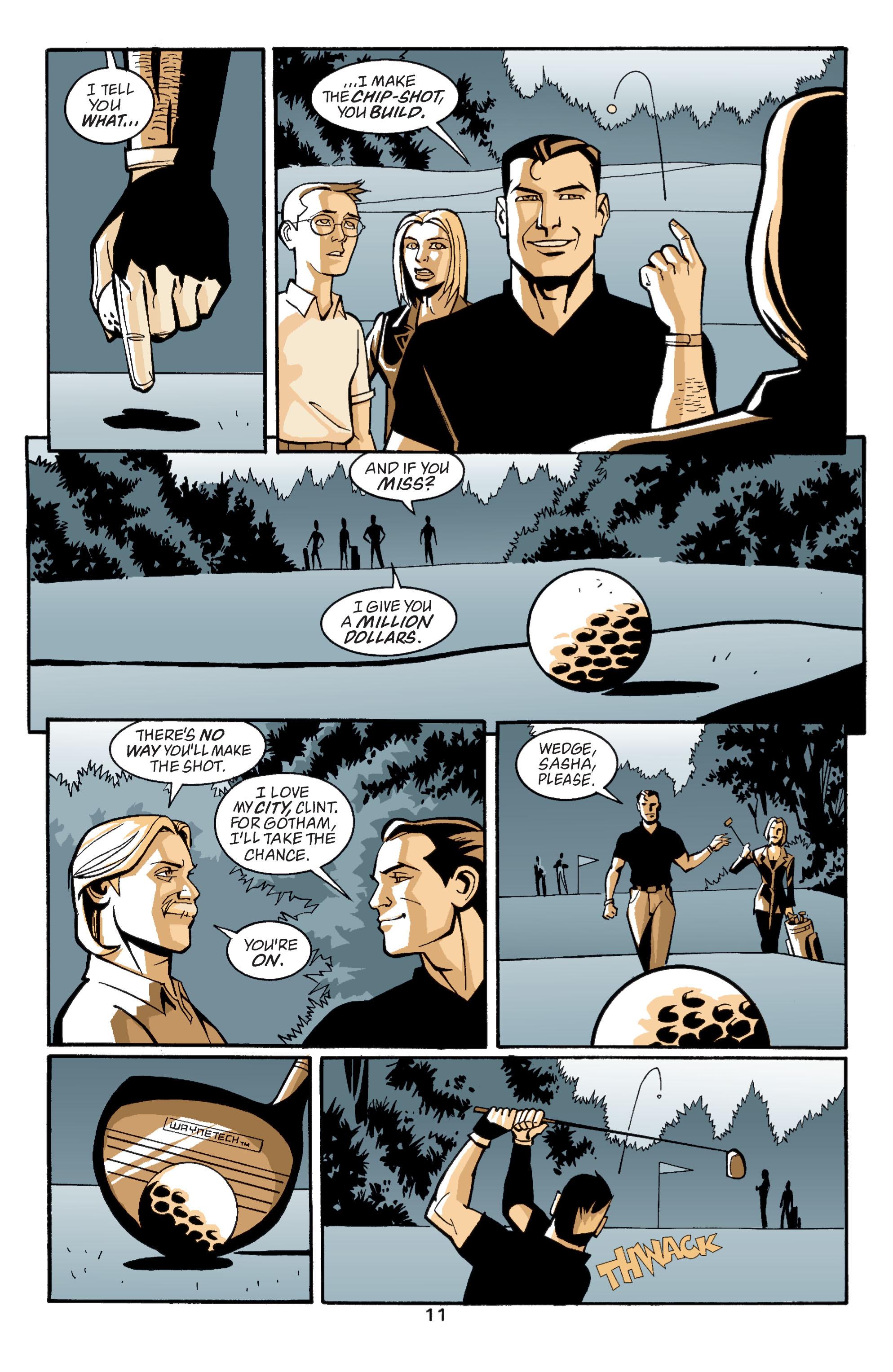 Detective Comics (1937) 758 Page 11