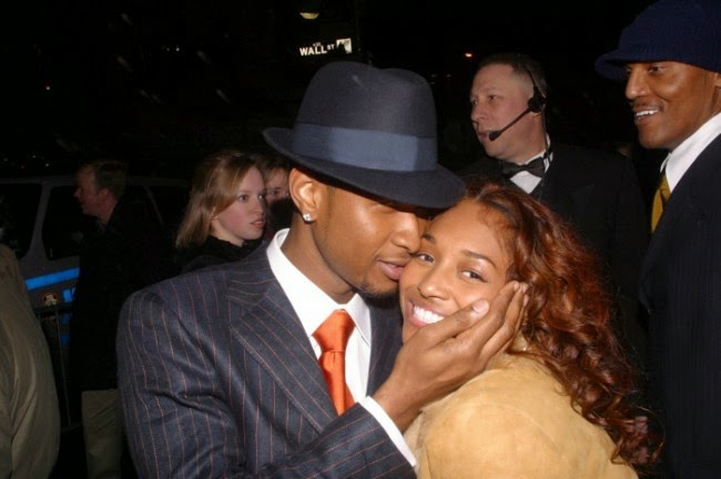 chilli and usher relationship to michael