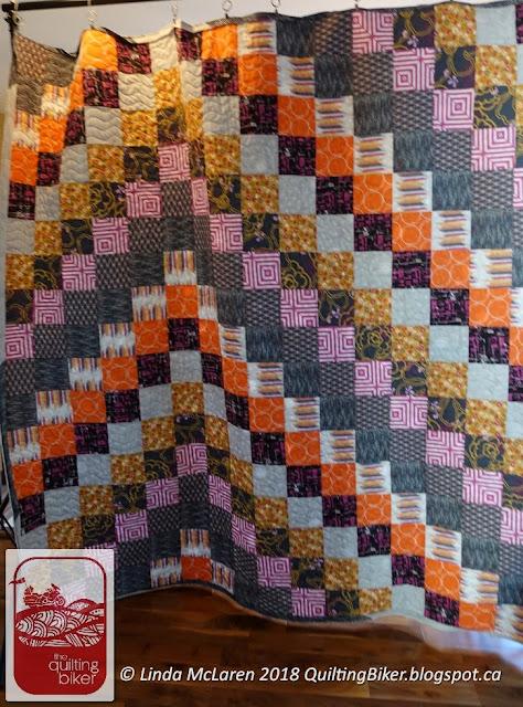 Flaunt quilt