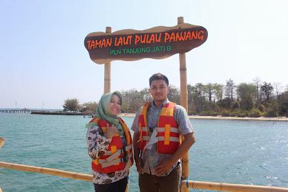 Spot Foto di Pulau Panjang Jepara Terbaru
