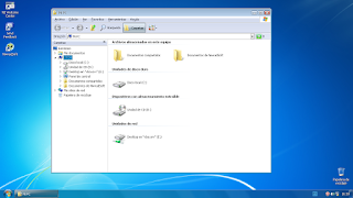 Seven Remix XP - Explorer