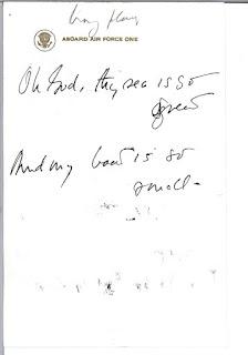 JFK + 50: JFK SPOKE AT DEDICATION OF THE EAST COAST MEMORIAL