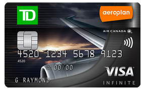 Td Visa Cards >> Rewards Canada Great New Offer For The Td Aeroplan Visa