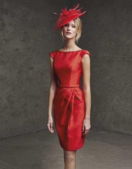 vestidos de noche rojos