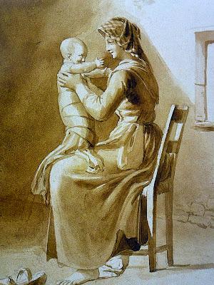 Croquis, Stéphanie de Virieu