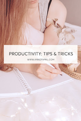 Productivity tips: how to stop procrastinating and underperforming