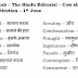 The Hindu Editorials Vocabulary Compilation of 800 Words in PDF